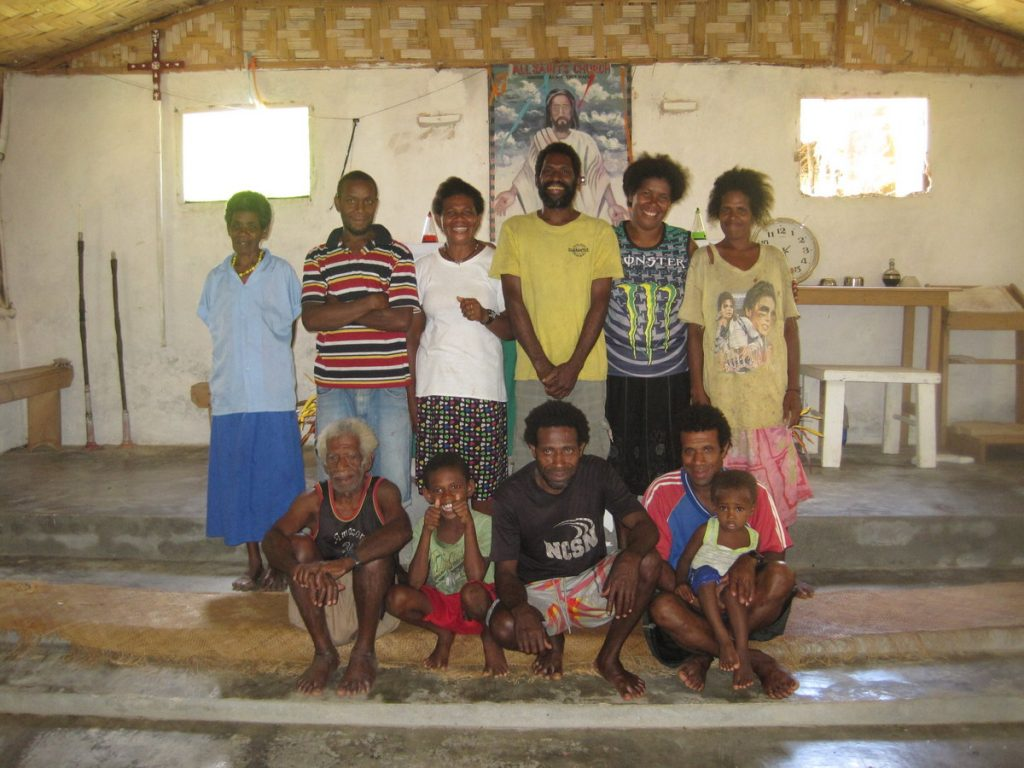 East Maewo Community Safe House Project Committee