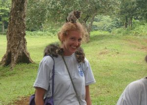 Lexy and the baby kitties on their journey to Port Vila